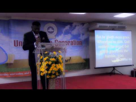 RCCG UAE National Workers Conference, Dubai with Pastor Brown Oyitso