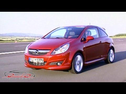 Opel Corsa Van Concept Car Youtube