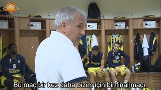 Inside Fenerbahçe vs Real Madrid (Türkçe altyazı)