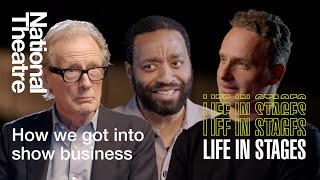 Bill Nighy's 'Becoming an Actor' story is so pure! | Life In Stages
