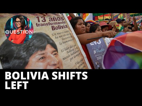 Socialist Party MAS sweeps Bolivia elections