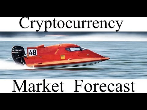 Cryptocurrency Market Forecast In Altcoin & Bitcoin Red Sea