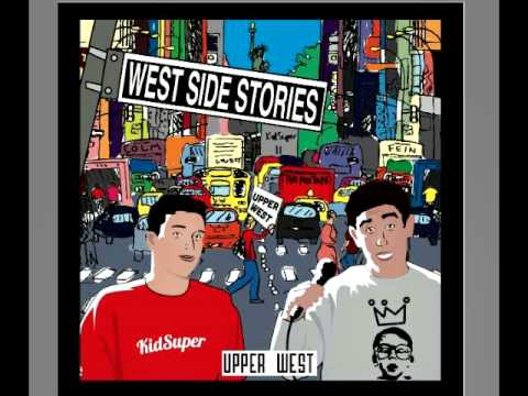 Upper West - Home feat. Reef of Fortune Family, Gabriel Stark, and Sarah Solovay
