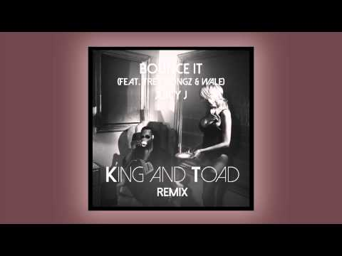 """Juicy J """"Bounce It""""(King and Toad Remix)"""