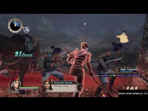 SAMURAI WARRIORS: Spirit of Sanada - Première Mission