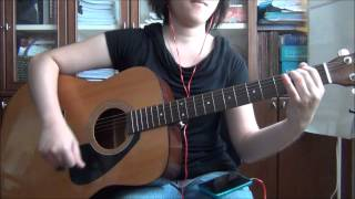 Backstreet Boys - Inconsolable (Acoustic Guitar Cover)