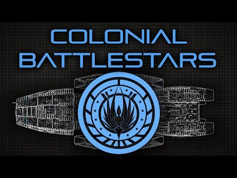 ALL Canon Battlestar Classes And Types   Battlestar Galactica