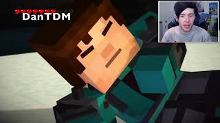 Youtubers React To Spleef Deaths In Minecraft Story Mode