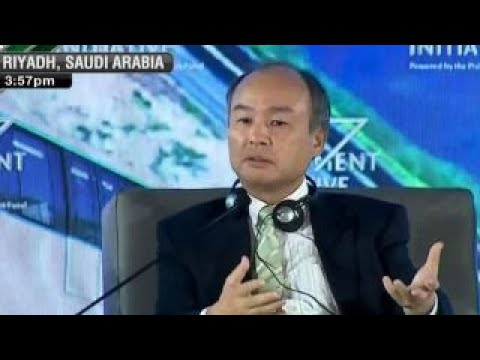 Computers will be a million times smarter in 30 years: Softbank CEO