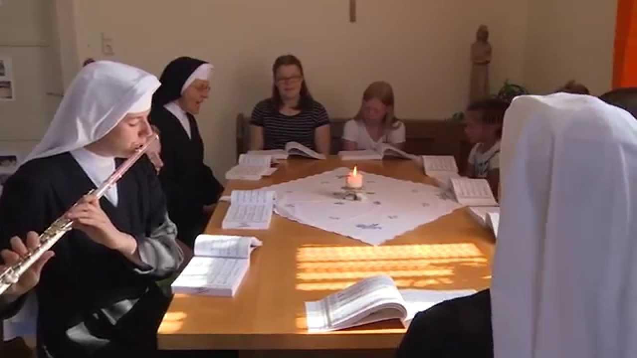 Im Kloster Leben