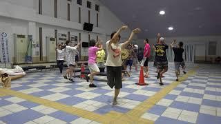 2018.09.29 Bonin Bon-Odori Festa みんなで踊ろう!マッコウ音頭