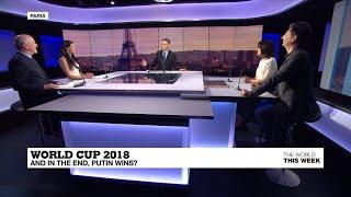 Baixar WORLD THIS WEEK Putin's World Cup; Trump & North Korea; Migrant crisis divides EU govern