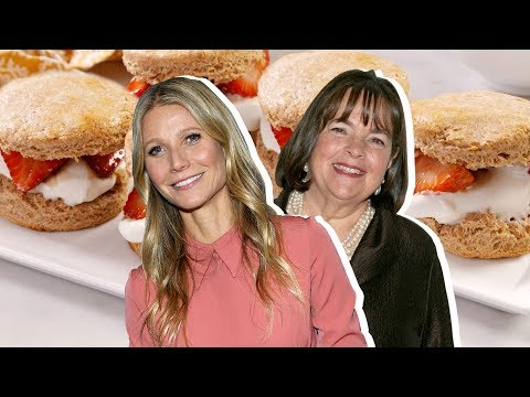 Gwyneth Paltrow Vs Ina Garten: Whose Strawberry Shortcake Is Better?