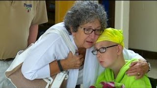 Totino-Grace School, Community Hold 24-Hour Prayer Event For Terminally Ill Student