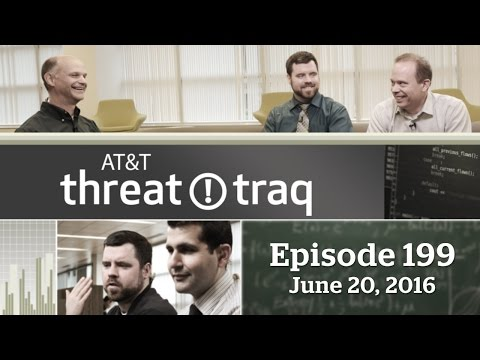 The Least Convenient, But the Most Secure | AT&T ThreatTraq #199 (Full Show)