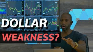 Forex Technical Analysis | Dollar Weakness?