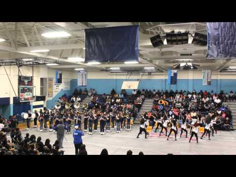 SouthWest Edgecombe High School Band -  I Need You Bad & Don't Funk with My Heart 2016