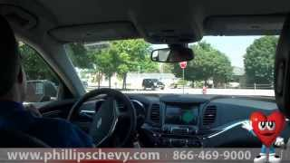 Phillips Chevrolet - 2014 Chevy Impala - Test Drive - Chicago New Car Dealership