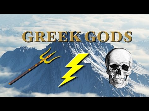 """Greek Gods"" A parody of Macklemore's ""Thrift Shop"""