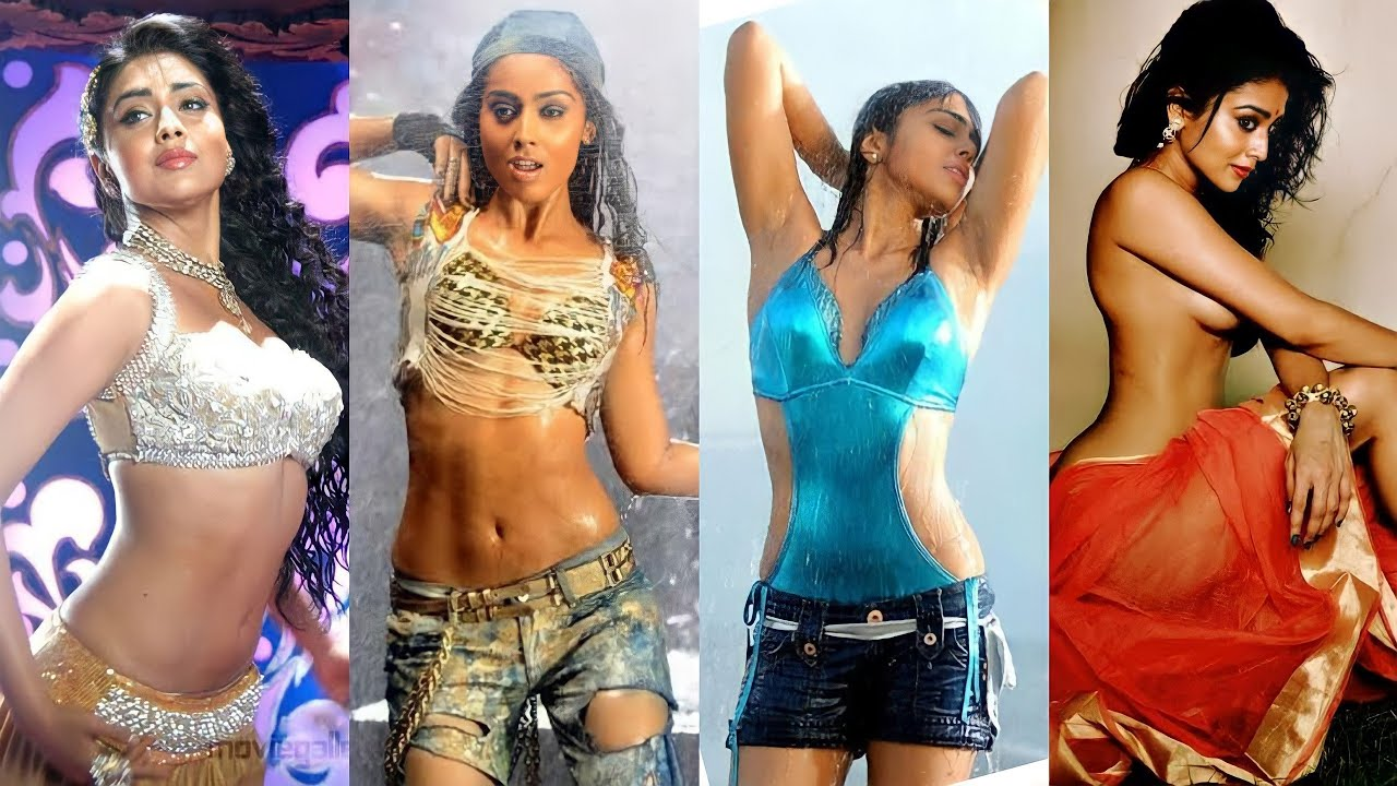Download shriya saran hot compilation | shriya saran hot navel | kattipudi da remix | kaama maharani |part 1
