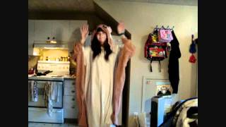 Caramelldansen Dance Cover By Kinerai (flying Squirrel Kigurumi!)