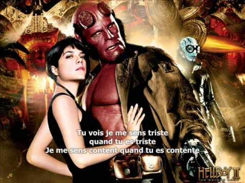 Hellboy - Can't Smile Without You (sous-titré français)