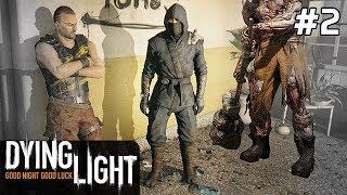 Dying Light Gameplay PC PL / FULL DLC [#2] ZNOWU Muszę go PODNOSIĆ /z Skie