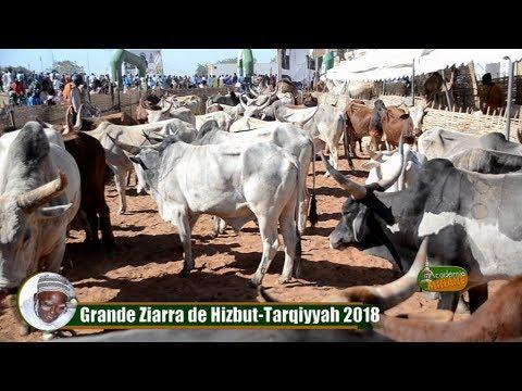 Temps forts Ziarra Daara Hizbut Tarqiyyah  2018