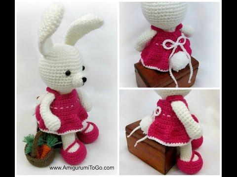 Spring Dress for Dress Me Bunny