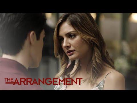 Megan Morrison and Kyle West Get Their Marriage License   The Arrangement   E!