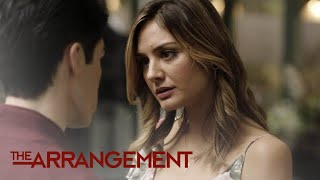 Megan Morrison and Kyle West Get Their Marriage License | The Arrangement | E!