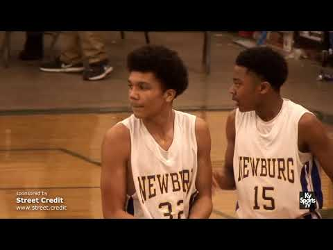 Meyzeek vs Newburg [GAME] MS Basketball 201718 2018 Jr LIT