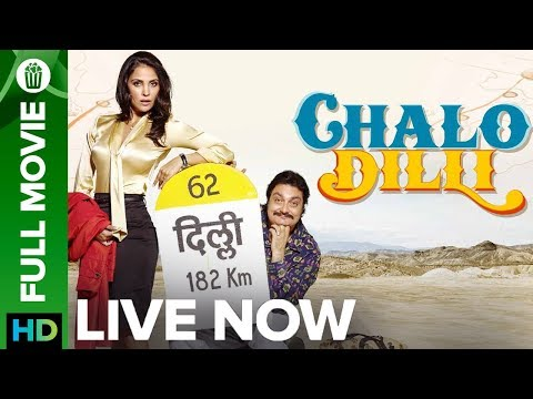 Chalo Dilli   Full Movie LIVE on Eros Now...