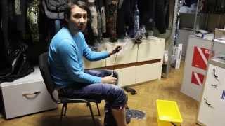 как правильно подобрать размер ласт для подводной охоты