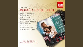Romeo and Juliette, Act II: Helas! moi, le hair