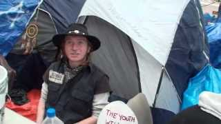 Former Soviet Citizen Confronts Socialists at Occupy Wall Street (Part 3)