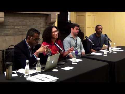 CS Fair NYC 2016 Panel #1 - Eliot Horowitz +  Alan Johnson + Cole Murphy