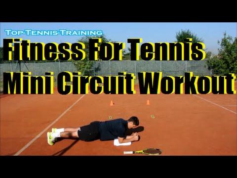 Tennis Fitness Training | Tennis Circuit