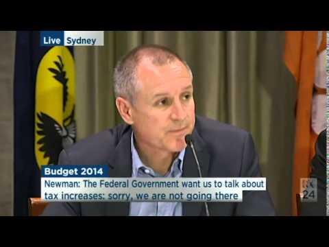 Australian State & Territory leaders reject Tony Abbott's budget cuts