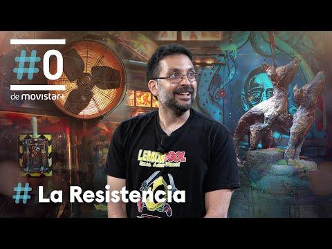 LA RESISTENCIA – Salva Espín tiene cosas importantes que contar | #LaResistencia 08.06.2021