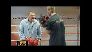 FAIL! Stefan wird beim Boxtraining vermöbelt - TV total classic