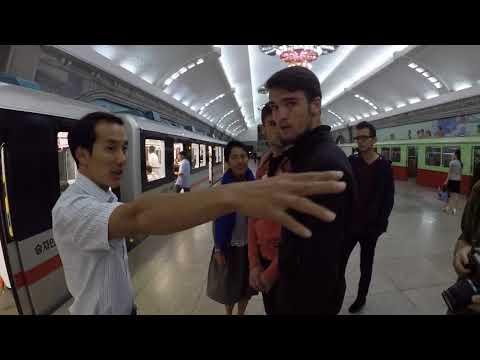 Pyongyang's metro
