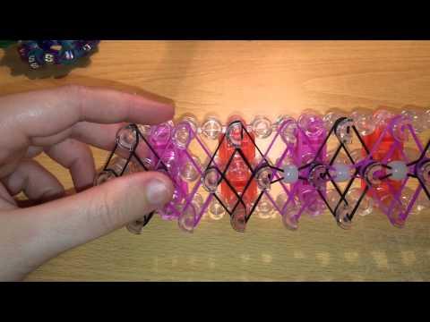 Diamond Loom Beaded Bracelets