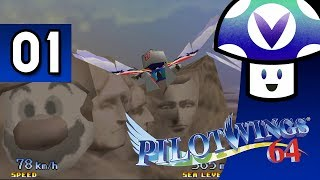 [Vinesauce] Vinny - Pilotwings 64 (part 1)
