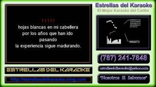 Karaoke El Gran Combo - Hojas Blancas