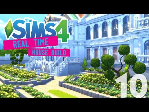 The Sims 4 House Building: Thailand Royal Palace - Part 10 - (Real Time)