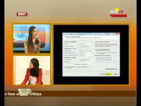 TOUCHA  parle de Outlook et CHEIKH TIDIANE GOMIS dans SPORT à l'émission PETIT DEJ