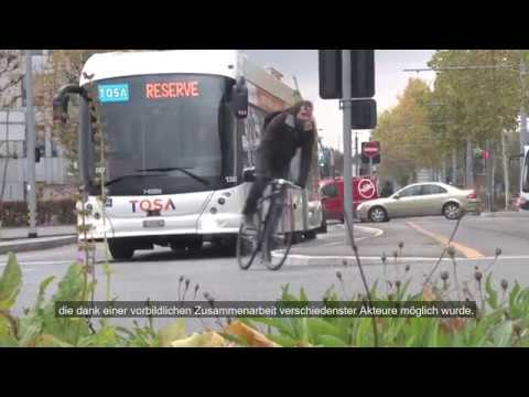 Watt d'Or 2018: Le bus TOSA, une innovation 100% suisse