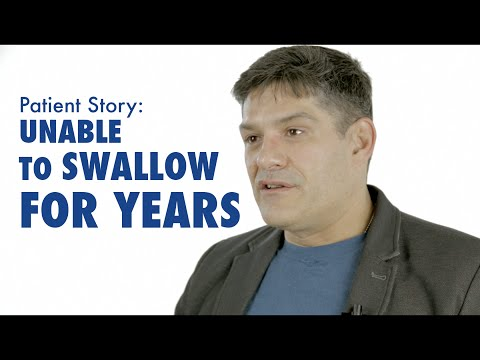 Unable to Swallow  A Patient&39;s Story of Years Living with Achalasia