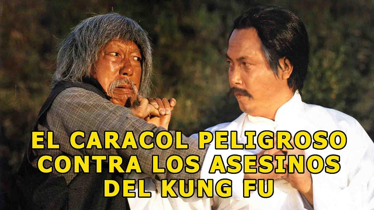 Wu Tang Collection - Caracol Peligroso contra Los Asesinos del Kung Fu